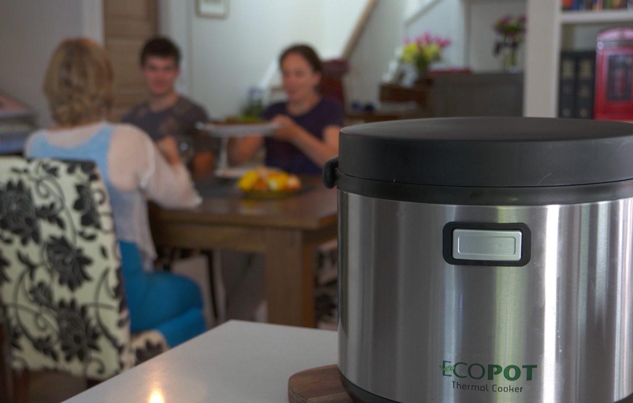 Ecopot for indoors and outdoors