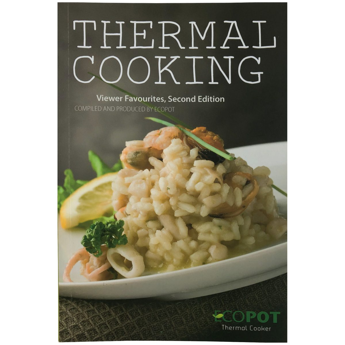 Thermal Cooking Cookbook