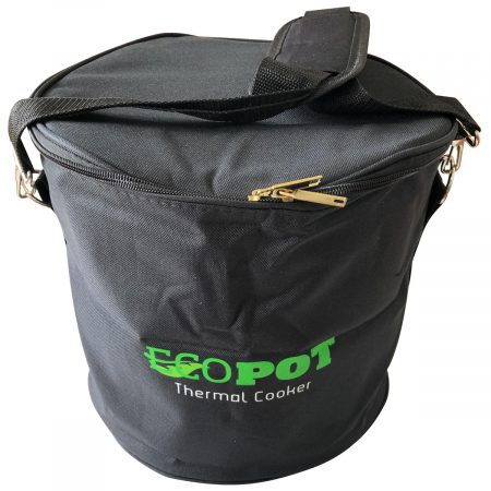 Ecopot travel carry bag