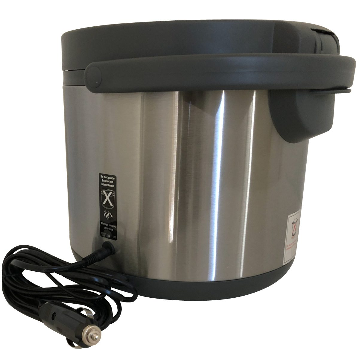 Ecopot 24/7 with car adapter