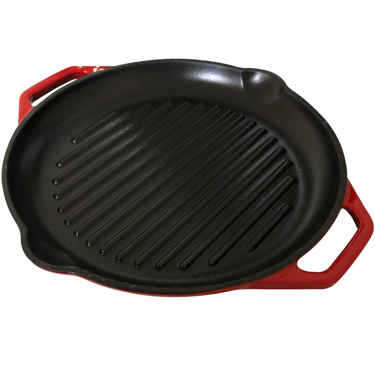 Ecoheat Griddle Plate - top / side view