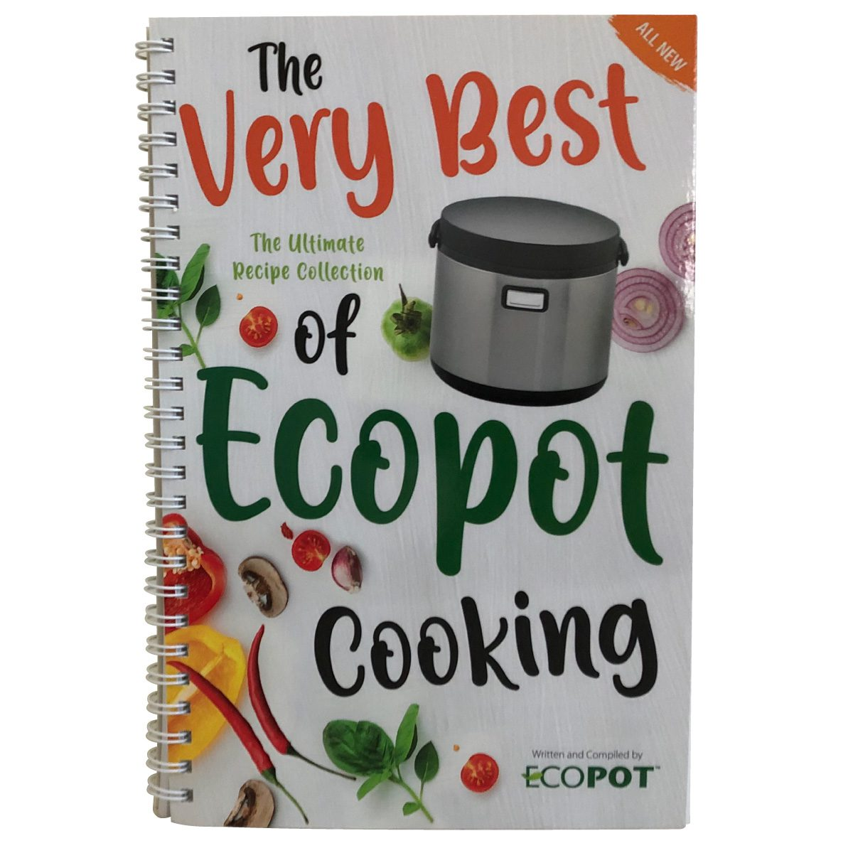 New Ecopot Cookbook