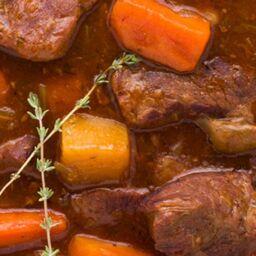 Big beef stew
