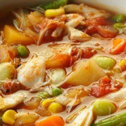 Dessy crab soup