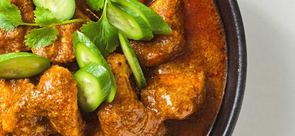 Kashmir pork curry