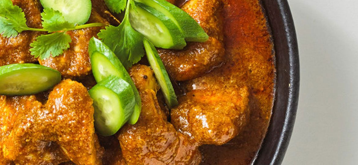Kashmir pork curry